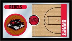 University of Nevada, Las Vegas Basketball Mirror - Rebels Logo