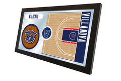 Villanova University Basketball Mirror - Wildcats Logo
