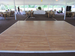 Wooden Dance Floor (Per sq ft)