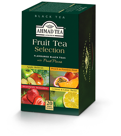 Fruit Tea Selection, Ahmad Tea - Specialty Goodies