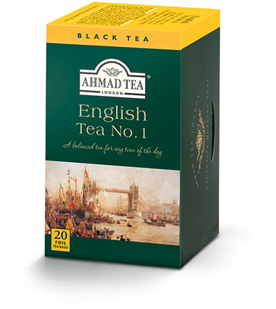 English Tea No. 1, Ahmad Tea - Specialty Goodies