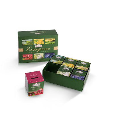 Evergreen Selection Pack, Ahmad Tea - Specialty Goodies