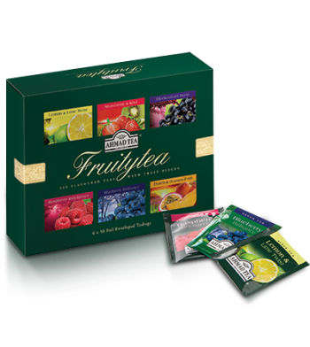Fruity Selection Pack, Ahmad Tea - Specialty Goodies