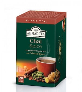 Chai Spice, Ahmad Tea - Specialty Goodies