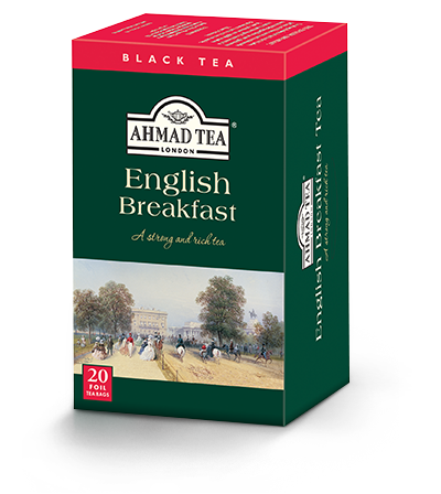 English Breakfast, Ahmad Tea - Specialty Goodies