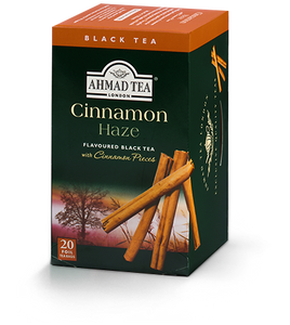 Cinnamon Haze, Ahmad Tea - Specialty Goodies