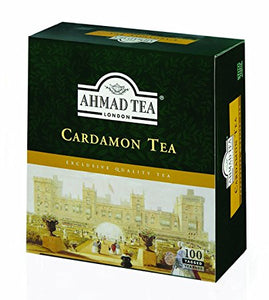 Cardamom Teabags (100 sachets) - Specialty Goodies