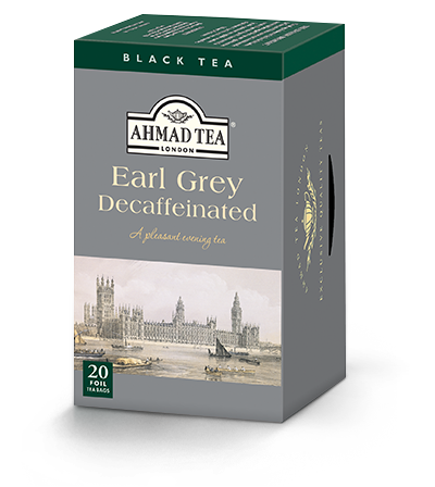 Decaf Earl Grey, Ahmad Tea - Specialty Goodies