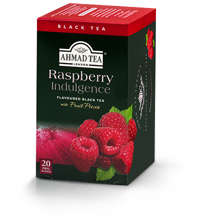 Raspberry Indulgence, Ahmad Tea - Specialty Goodies