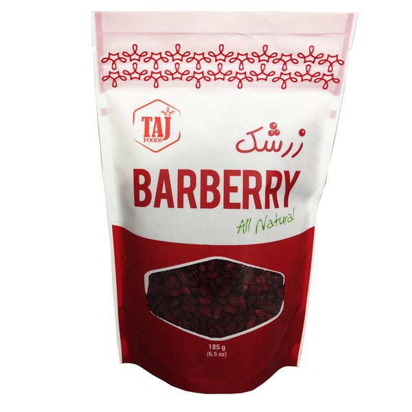 Barberry - 6.5 Oz (185 g), TAJ Foods - Specialty Goodies
