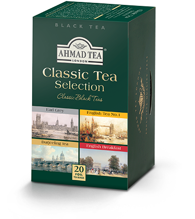 Classic Tea Selection, Ahmad Tea - Specialty Goodies