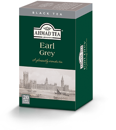 Earl Grey, Ahmad Tea - Specialty Goodies