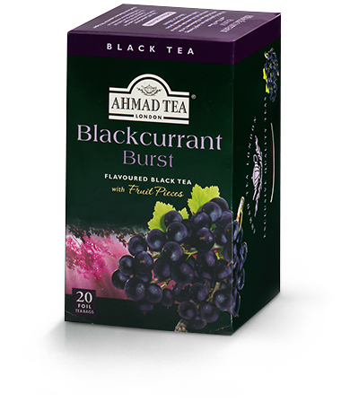 Blackcurrant Tea, Ahmad Tea - Specialty Goodies