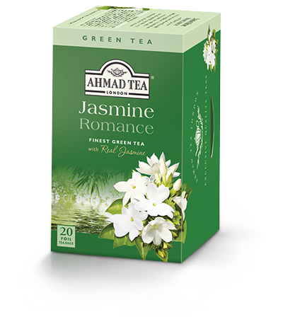 Jasmine Romance, Ahmad Tea - Specialty Goodies