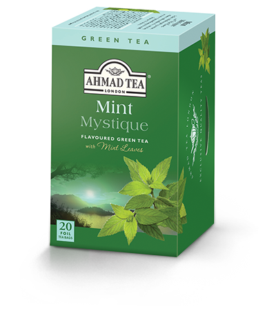 Mint Mystique, Ahmad Tea - Specialty Goodies