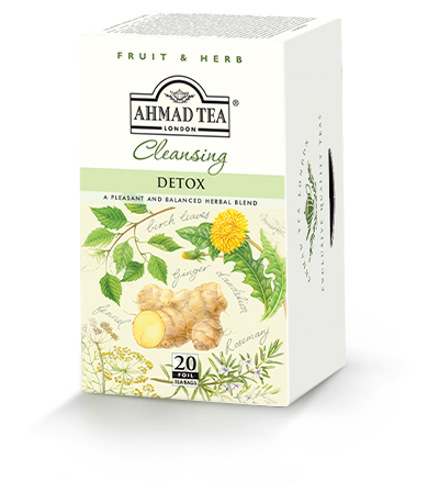 Detox, Ahmad Tea - Specialty Goodies