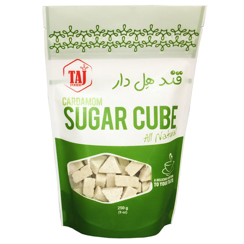 Sugar Cube with Cardamom, TAJ Foods - Specialty Goodies