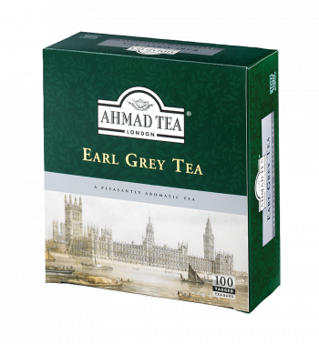 Earl Grey Teabags (100 sachets), Ahmad Tea - Specialty Goodies