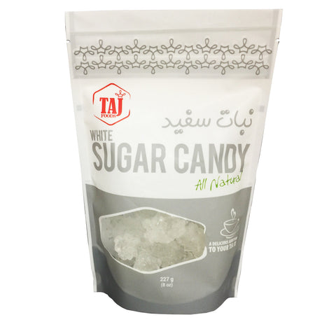 Rock Candy (Plain), TAJ Foods - Specialty Goodies