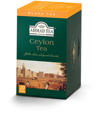 Ceylon, Ahmad Tea - Specialty Goodies