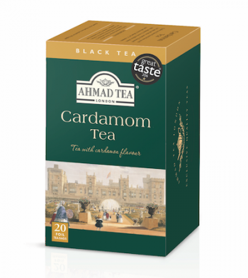 Cardamom, Ahmad Tea - Specialty Goodies