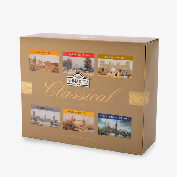 Classical Selection - Gift Pack, Ahmad Tea - Specialty Goodies