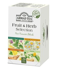 Fruit & Herb Selection, Ahmad Tea - Specialty Goodies