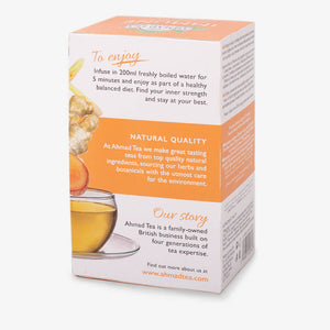 Natural Benefit-Immune (Lemon, Ginger & Turmeric) - Specialty Goodies