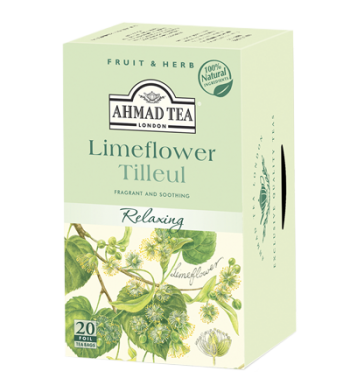 Lime Flower, Ahmad Tea - Specialty Goodies