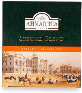 Special Blend Teabags (100 sachets), Ahmad Tea - Specialty Goodies