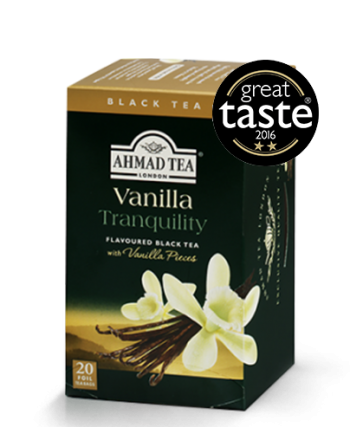 Vanilla, Ahmad Tea - Specialty Goodies
