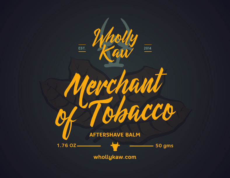 Merchant of Tobacco After Shave Balm