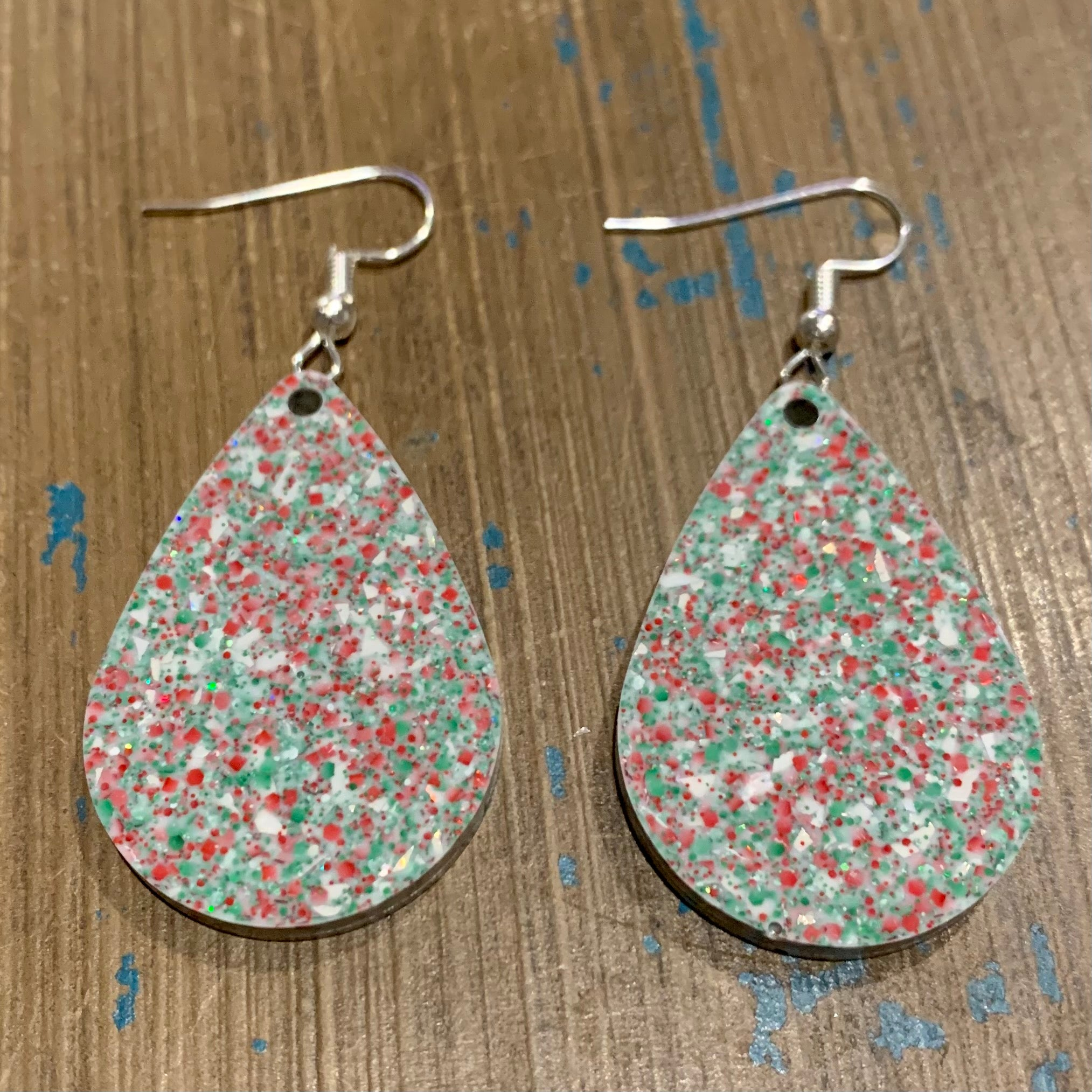 December 2020 Earrings - Small