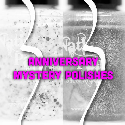 6th Anniversary Weekend Special - Mystery Polishes