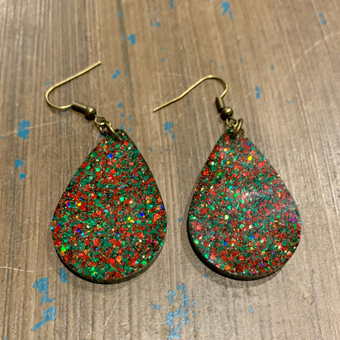 Christmas Earrings - Small