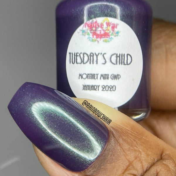 Tuesday's Child - Monthly Mini Gift with Purchase
