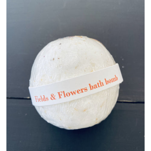 Fields & Flowers Bath Bomb