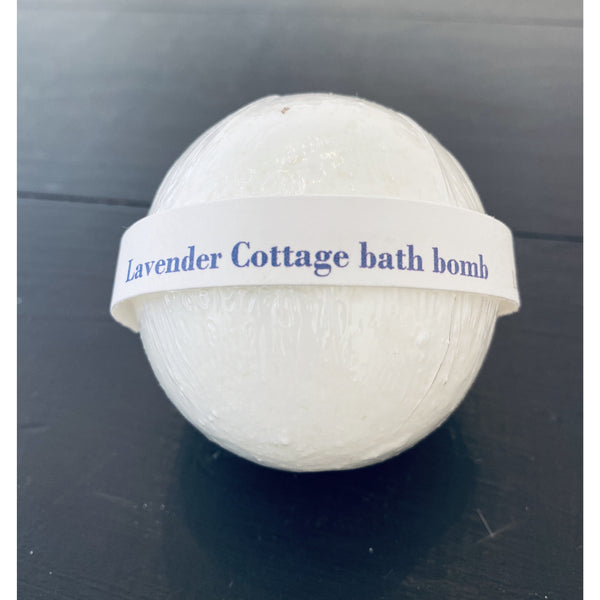 Lavender Cottage Bath Bomb