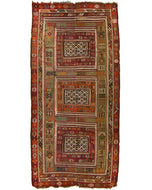 Antique Armenian Kilim, a hand knotted rug for sale by Tufenkian Artisan Carpets