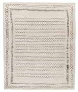 Nomad II White, a hand knotted rug by Tufenkian Artisan Carpets