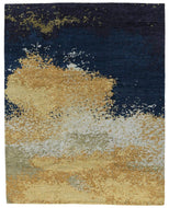Splash Campage, a hand knotted rug designed by Tufenkian Artisan Carpets.