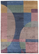 Delmonico Garden, a hand knotted rug by Tufenkian Artisan Carpets
