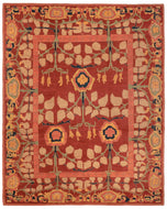INVERNESS TAMARIND, a hand knotted rug designed by Tufenkian Artisan Carpets.