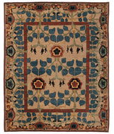 INVERNESS TIFFANY, a hand knotted rug designed by Tufenkian Artisan Carpets.