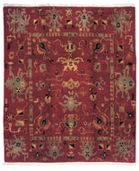 MARASH RUBY, a hand knotted rug designed by Tufenkian Artisan Carpets.