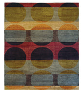TOTAL ECLIPSE VINEYARD, a hand knotted rug designed by Tufenkian Artisan Carpets.