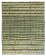 RAG WEAVE RAIN, a hand knotted rug designed by Tufenkian Artisan Carpets.