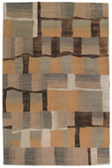 EVA H GREYSTONE, a hand knotted rug designed by Tufenkian Artisan Carpets.