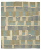 EVA H SEAMIST, a hand knotted rug designed by Tufenkian Artisan Carpets.