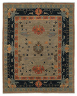 BIG DONEGAL TRUFFLE, a hand knotted rug designed by Tufenkian Artisan Carpets.
